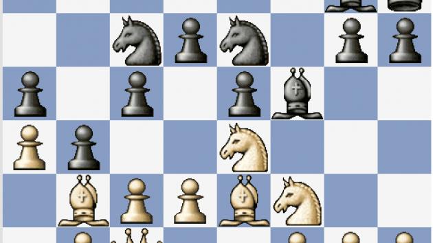 Tactics Puzzle #2