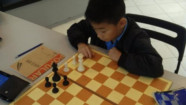 An 'easy' pawn ending