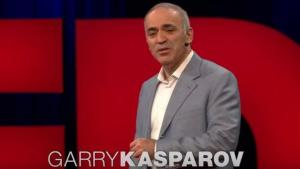 Garry Kasparov TED Talk's Thumbnail