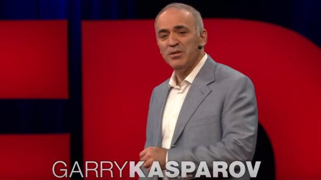 Garry Kasparov TED Talk