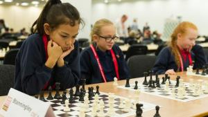 Schools teach chess to help 'difficult' pupils concentrate's Thumbnail