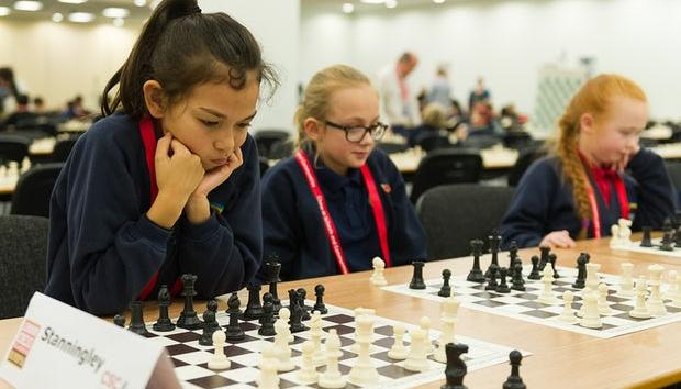 Schools teach chess to help 'difficult' pupils concentrate