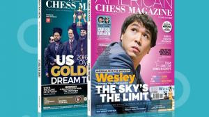 Review - American Chess Magazine (Issue 1)'s Thumbnail