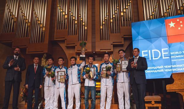 China y Rusia ganan Mundiales por MI Juan Röhl
