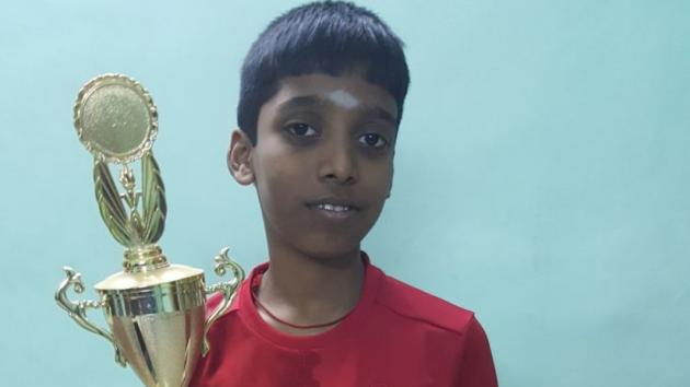 Meet Praggnanandhaa, the youngest chess International Master who takes pride only in improvement