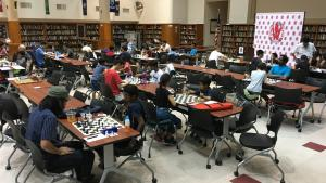 Free Chess in Whittier # 111 on Saturday, July 22nd, 2017's Thumbnail