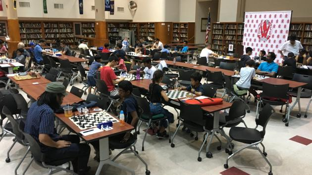 Free Chess in Whittier # 111 on Saturday, July 22nd, 2017