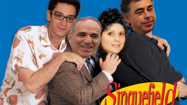 Latest Chess TV Series Lineup Chock Full of Stars