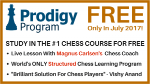 July 2017 Prodigy Program FREE In July with Magnus Carlsen's Coach Peter Heine Nielsen!'s Thumbnail