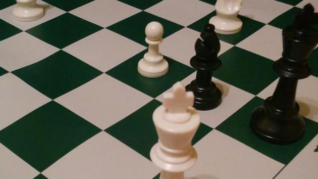 Not A Problem - White to Mate in Three