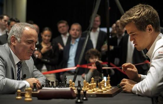 Chess Has An Undone Business Between Kasparov And Carlsen