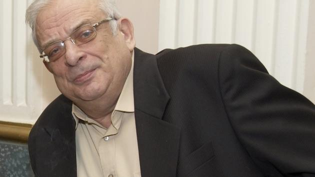 Eduard Peichel has died