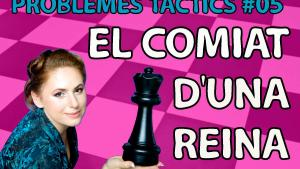 Escacs Problemes Tàctics #05 El comiat d'una reina: Judit Polgar's Thumbnail