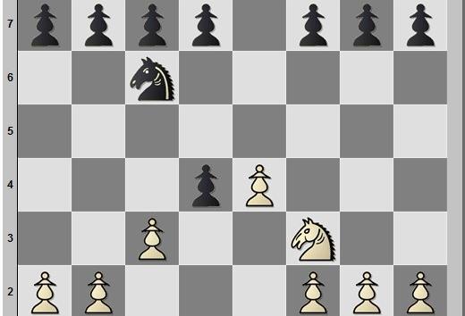 Goring gambit! BLITZ CHESS #4