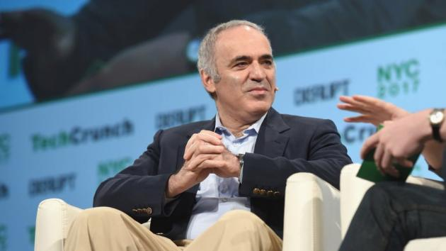 Chess legend Garry Kasparov says he will return to competitive chess in August