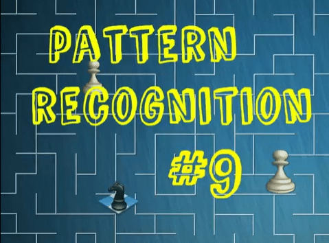 Pattern Recognition #9