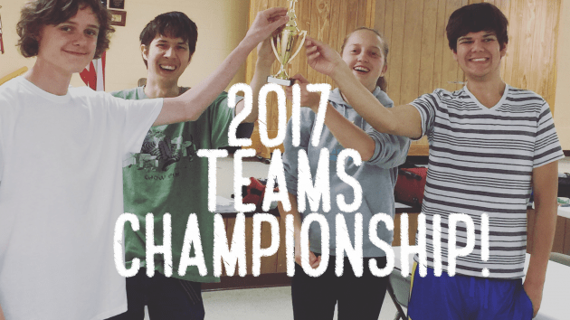 King Blunders, Late for a Match and Our new President! - 2017 South Dakota Teams Chess Championship