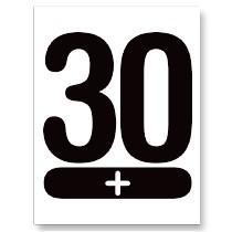 Plus 30