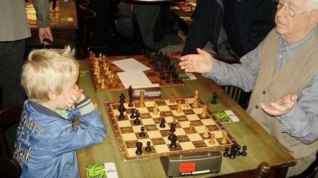 Chess, age and Roger Federer's Thumbnail