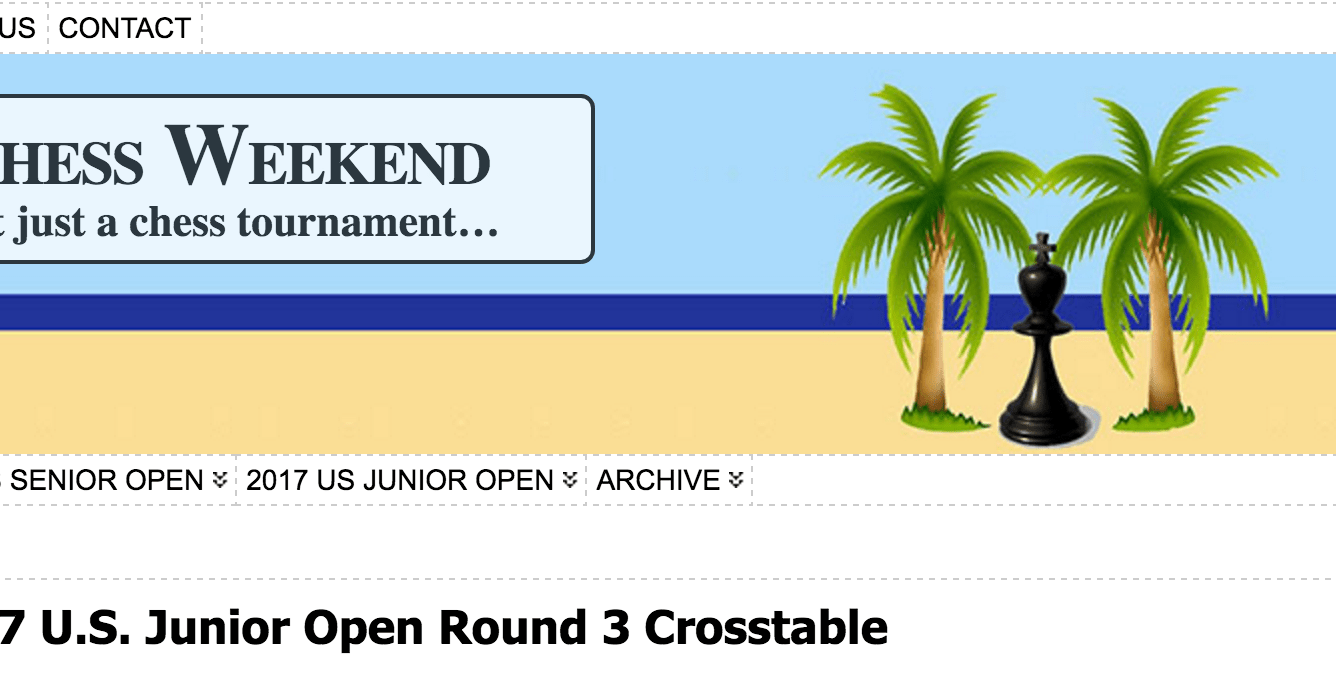 US Junior Open Comes for a great start