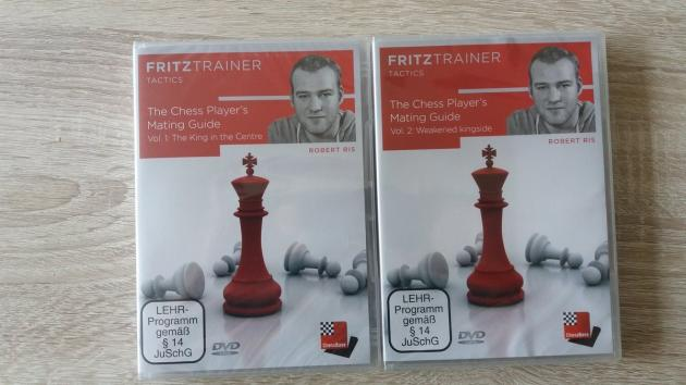 The Chess Player's Mating Guide Vol 1&2!