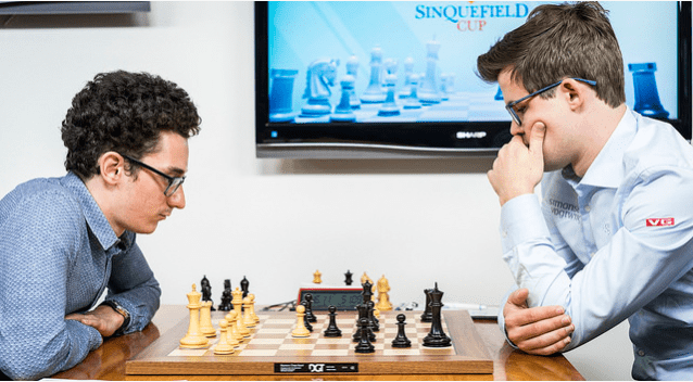 Sinquefield Cup Scenes: 3 Leaders After 3 Rounds