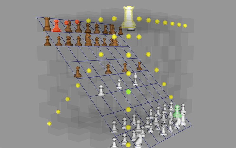 PRINCIPIA SCACCHORUM, Part 7: How Cosmic Force is Pushing and Pulling Your Chessmen