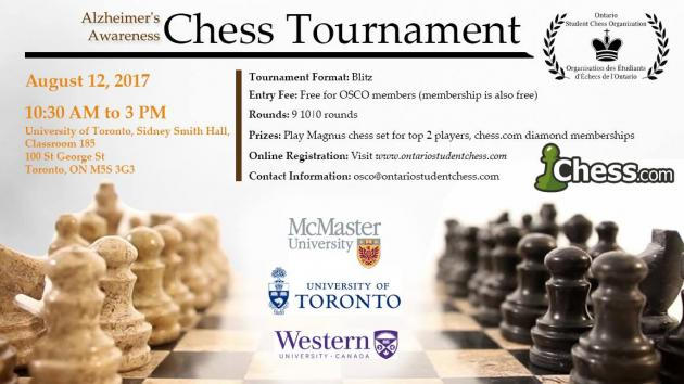 Tournament with a cause: See what these students are doing in Toronto!