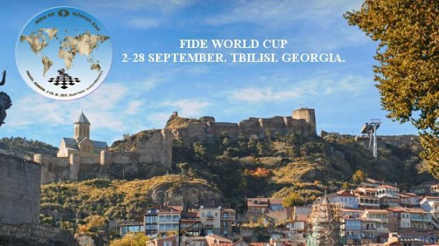 Кубок Мира в Тбилиси, Грузия