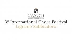 Miniatura di 3° International Chess Festival Lignano Sabbiadoro