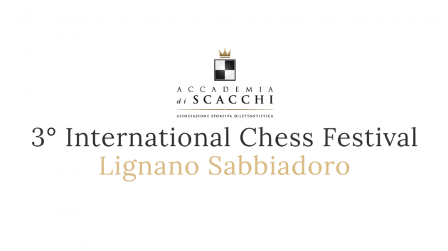 3° International Chess Festival Lignano Sabbiadoro