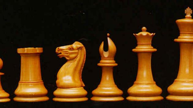 Piesele de șah – Simboluri