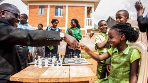 Major Gen. Muhoozi sponsors Uganda Chess youngsters for Zimbabwe tourney's Thumbnail