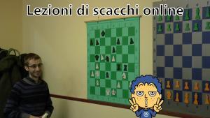 Miniatura di Lezioni di scacchi online
