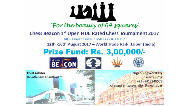 My games in Beacon Chess Open tournament