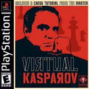 Chess Playbook: Virtual Kasparov Part 1