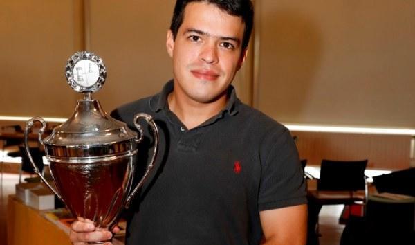 Iturrizaga y Mérida brillan por Maestro Internacional Juan Röhl