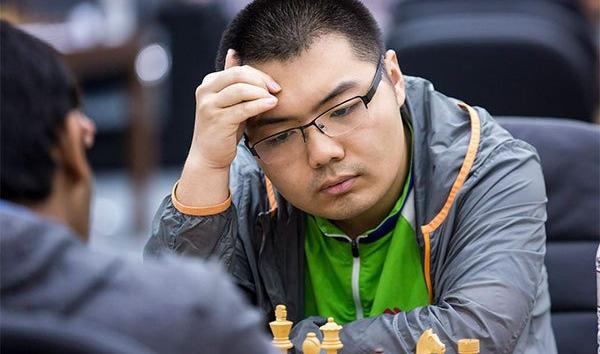 Simultaneous with GM Xu Yinglun