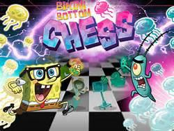 Chess Playbook: Special Interception: Spongebob Chess