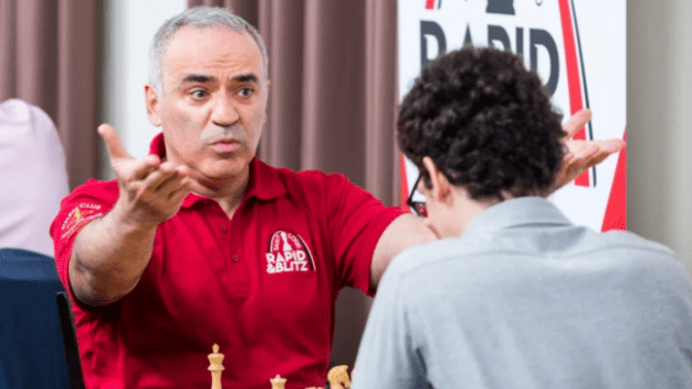 Did Garry Kasparov Underperform?