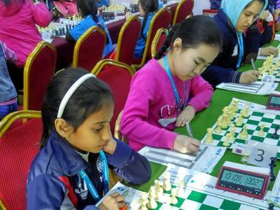 Unbeaten Divya shares second spot in World Cadet chess