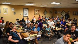 Odd pairings, odd game: Seattle Chess Classic Round 1's Thumbnail
