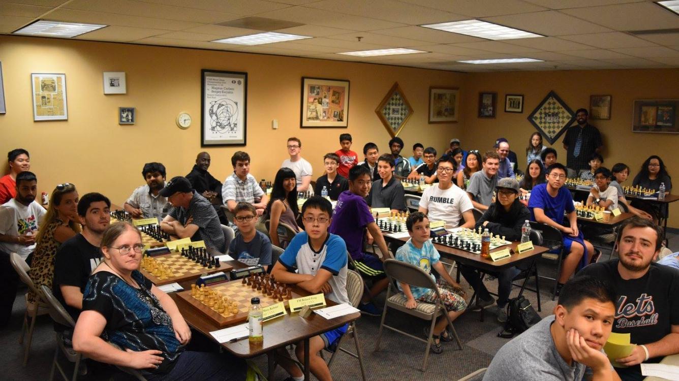 Odd pairings, odd game: Seattle Chess Classic Round 1