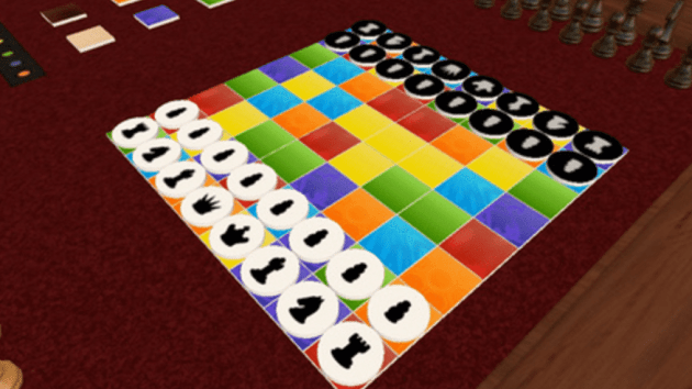 Colour Chess on Tabletop Simulator