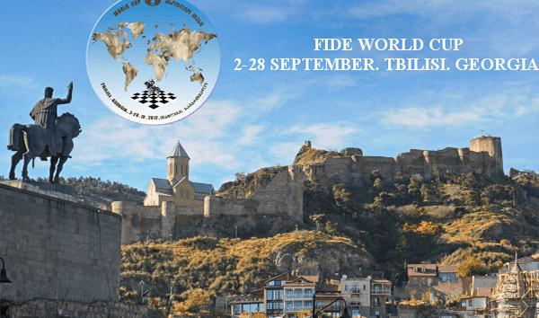 Кубок мира ФИДЕ 2017 в Тбилиси  перед 1 тай-брейком