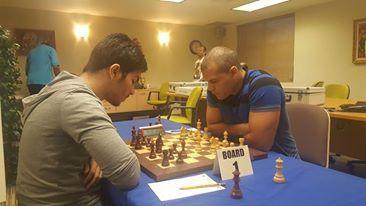 Blanco y Zavarce lideran en Trinidad por MI Juan Röhl
