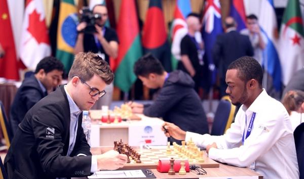 Remaining Players Fide World cup