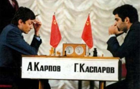 The Moment Kasparov Broke Karpov