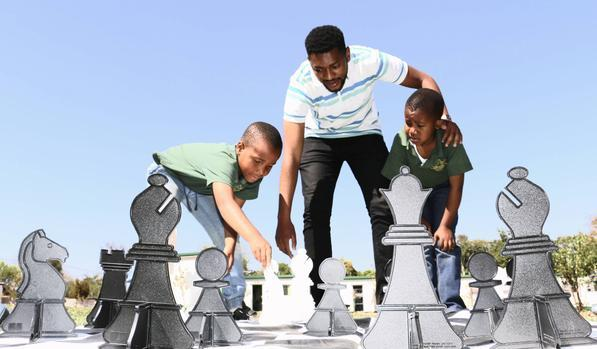 How learning chess is helping SA kids with maths