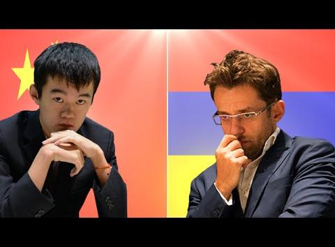 When Aronian got Dinged,  Back in 2013